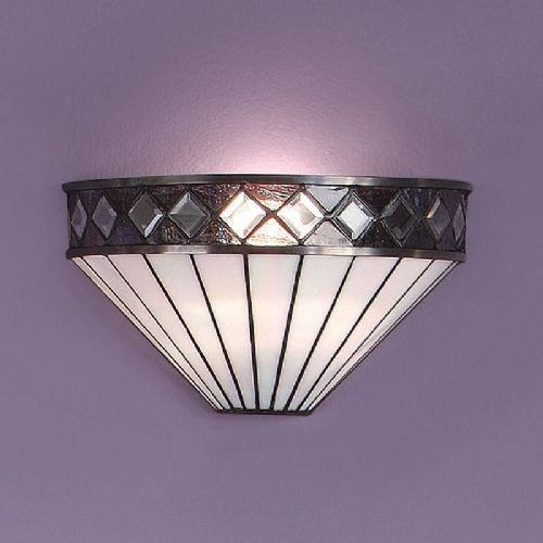 Fargo Wall Light (Art Deco, Traditional, Wall Light) T004W (Tiffany style)